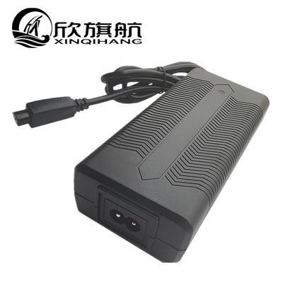 欣旗航42V3A電動車滑板車鋰電池充電器
