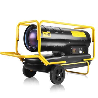 戶外施工燃油取暖器 采摘園用恒溫暖風機 車間供暖熱風機