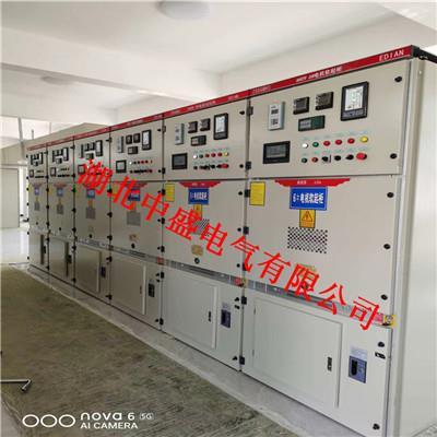 10KV一體化高壓固態軟啟動柜 性能穩定電機軟起動