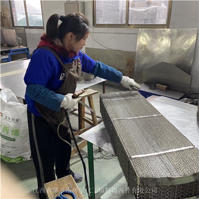 江西不銹鋼絲網波紋 CY700型絲網波紋 700型絲網波紋塔內件填料