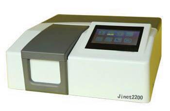 精威盛分光光度儀Jinct2200