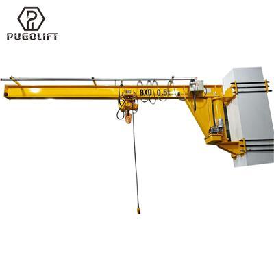 江蘇普冠機電有限公司/德馬格懸臂吊 懸臂吊圖紙 小型懸臂吊機 立柱懸臂吊