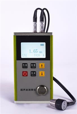 廠家** 德斯森 超聲波測厚儀 DSS-306 可測多種材料的厚度