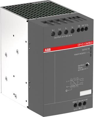 ABB代理商捷盈科技供應ABB開關電源CP-E 24/2.5 CP-PX 24/3.2