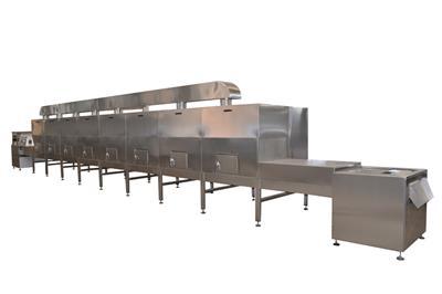 蜂窩陶瓷載體烘干機