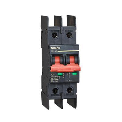 奔一電氣光伏直流微型斷路器BB2-40