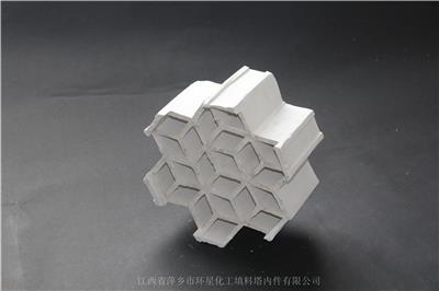 ** 輕瓷六菱多筋環 江西廠家