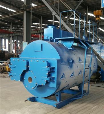 蒸汽鍋爐低氮排放