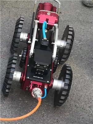 廣西管道機器人CCTV