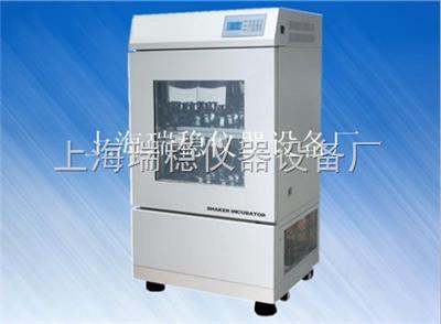 上海瑞穩RW-1102柜式雙層恒溫培養振蕩器