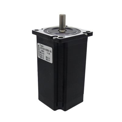 立三LEESN混合式57二相步進電機馬達 深圳自主研發驅動器廠家支持定制