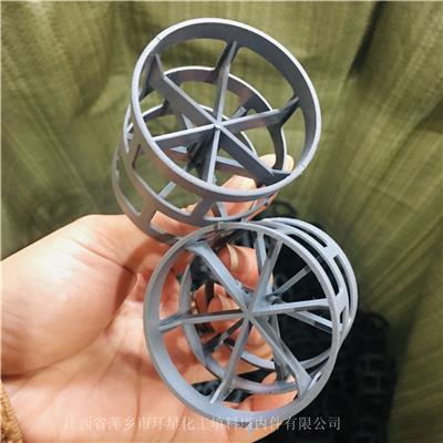 分離吸收裝置塑料填料 塑料鮑爾環 CPVC鮑爾環 環星廠家 質價雙優