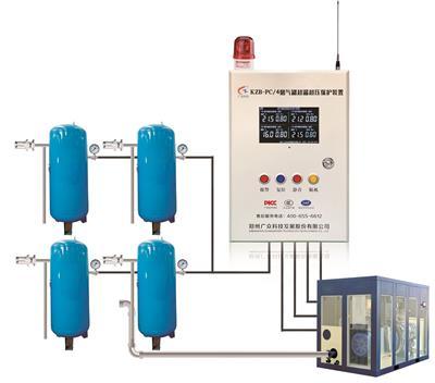 供應云南貴州礦山高科技智能化廣眾KZB-PC型空壓機綜合智能保護裝置