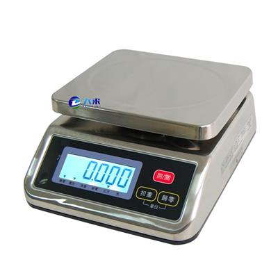 上海全扶DS29全不銹鋼*防塵電子桌秤 可代替cub秤