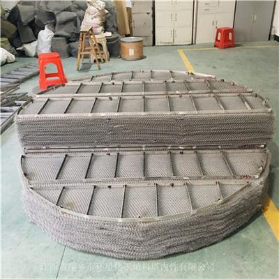 江西塔內件填料 氣液分離裝置 絲網除沫器 廠家**
