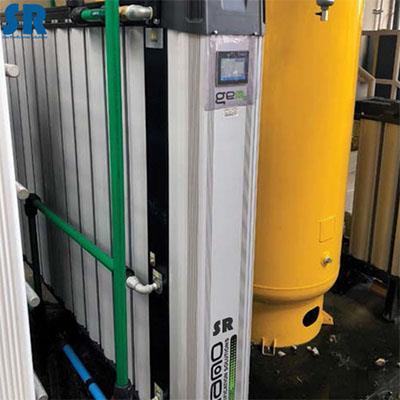 英國NANO變壓吸附式模塊化氮氣發生器用于食品飲料行業
