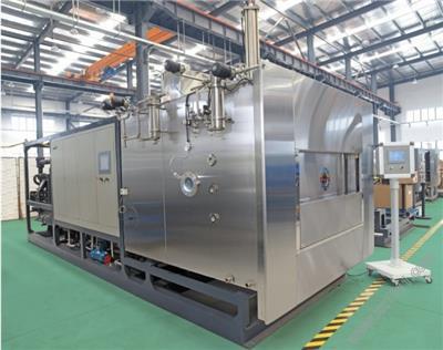 東莞科美斯KMS20-200KG型真空凍干機 保持草毒凍干原味