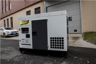 靜音20KW柴油發電機優勢