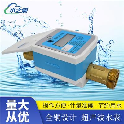 生產廠家批發單聲道超聲波水表 雙聲道超聲波水表 超聲波閥控水表
