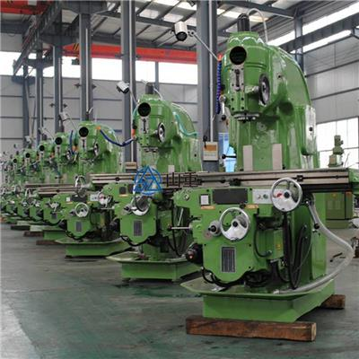 銑床 X5032升降臺銑床 普通立式銑床山重