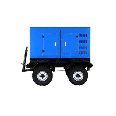輸出平穩600A柴油發電電焊一體機