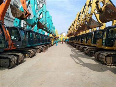 二手挖掘機-上海二手挖掘機市場