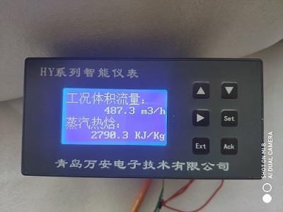 蒸汽IC卡預付費系統,預付費流量計