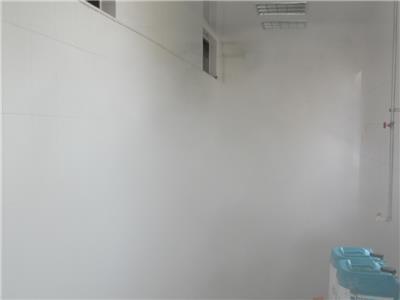 人員通道噴霧消毒機