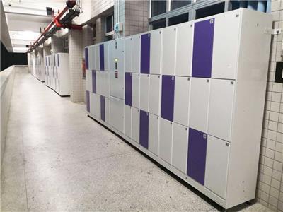 智萊科技智能柜供應商  校園存包柜 商*儲物柜 智能存包柜