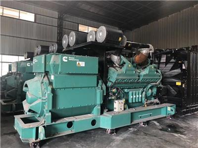 柴油發電機組輸油泵的工作原理和注意事項