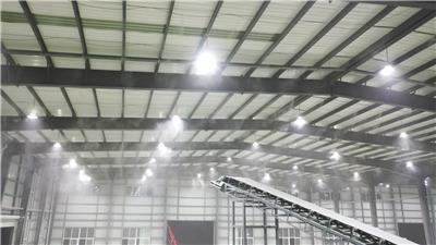 料場霧化噴淋
