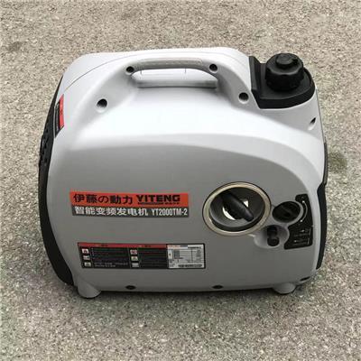 伊藤動力2kw數碼變頻發電機YT2000TM-2
