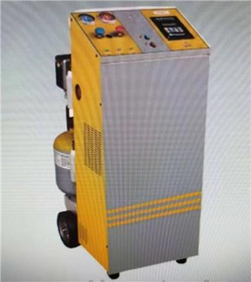 青島歐瑞諾冷凍展示柜充注機