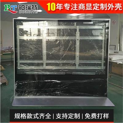 鉑瑞特-43/49/55/65/75/86/98/100寸立式橫屏紅外觸摸一體機外殼廠家定制