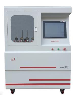 東來檢測XRW-300DL 熱變形維卡軟化點溫度測定儀