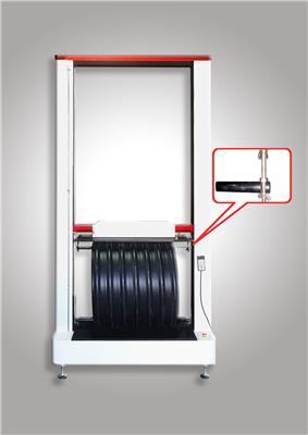 承德東來檢測儀器 管材環剛度試驗機 WDW-50扁平試驗