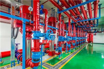 中山消防工程和維護服務、工廠消防、車間消防、學校消防