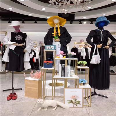 艾安琪 艾利歐時尚潮牌女裝貨源廣州石井尾貨批發市場**折扣女裝店貨源一手批發
