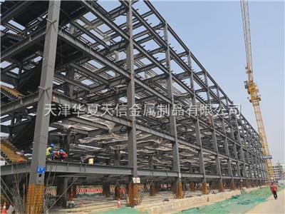 環境保護離不開埋弧焊接H型鋼