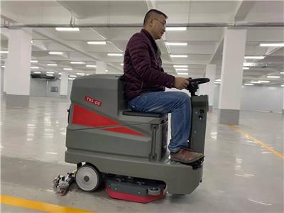特佰仕全自動洗地機 工廠車間物業保潔洗地車