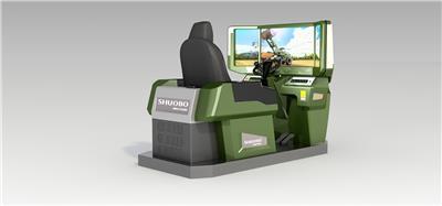 壓路機模擬機