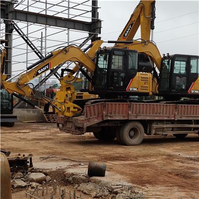 廣州導向輪行走公鐵兩用挖掘機 鐵路挖掘機改裝 柳工906挖掘機鐵路行走