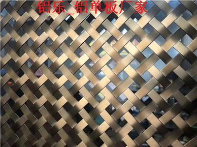 資陽鏤空外墻鋁板廠商