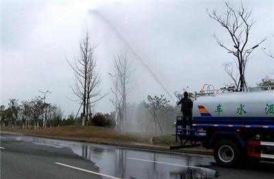 余杭灑水車出租噴灑綠化澆水保養杭州綠化灑水車出租