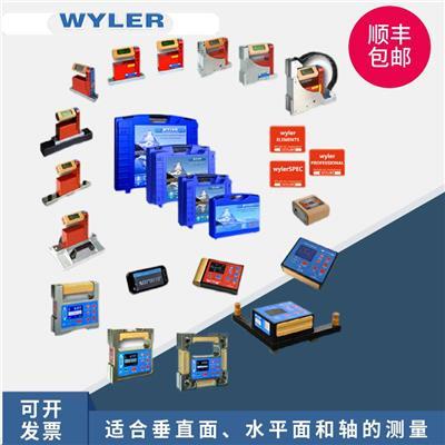 代理瑞士丹青WYLER blueclino數顯角度儀 藍牙水平儀 傾斜儀