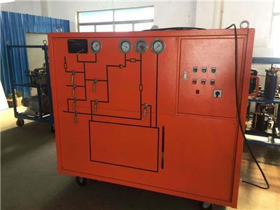 SF6回收充氣抽真空系統 儲氣罐和控制系統 SF6氣體循環使用 SF6回收凈化裝置