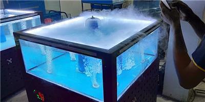 饭店*市海鲜池定做制冷小型海鲜池