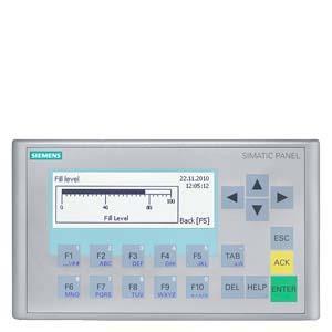 6AV2124-1QC02-0AX1西門子KP1500精智面板15寸按鍵操作