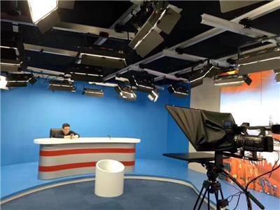 西北融媒體演播室建設方案