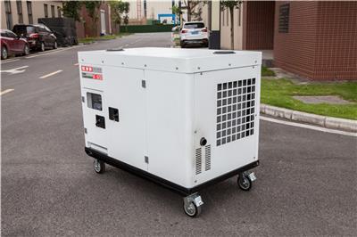 戶外使用35KW柴油發電機GT-35TSI